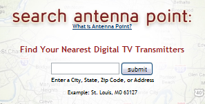 Antennas Direct | TV Transmitter Locator and Mapping Tool