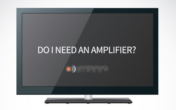 Results image of TV screen with AD logo and text