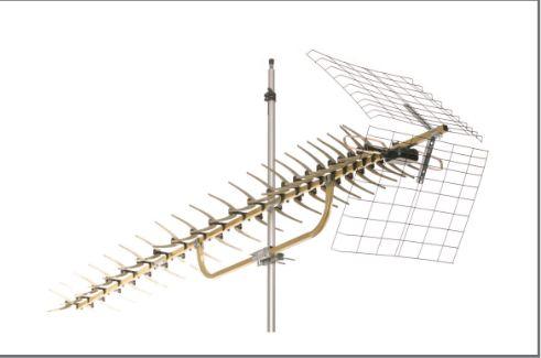 91XG UHF HDTV Antenna