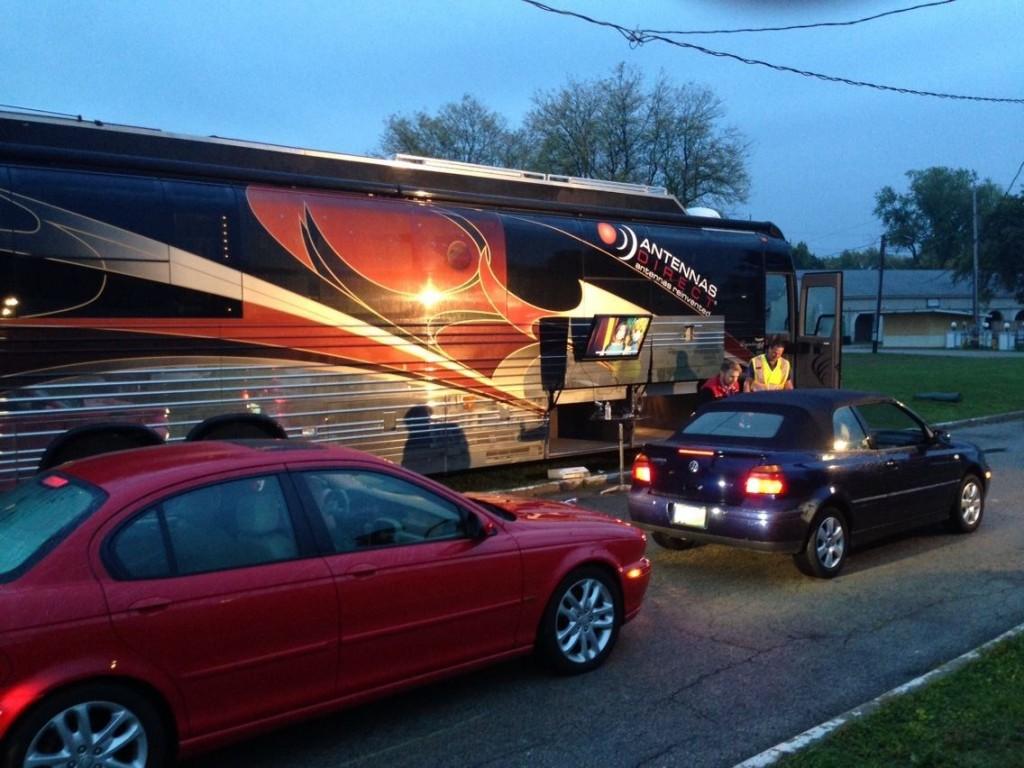 Toledo Bus Tour