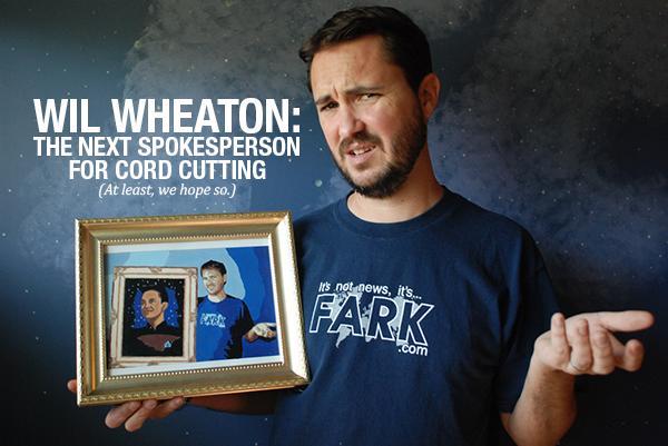Wil Wheaton Intro Graphic