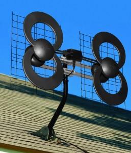 Antennas Direct Clearstream 4 Roof shot