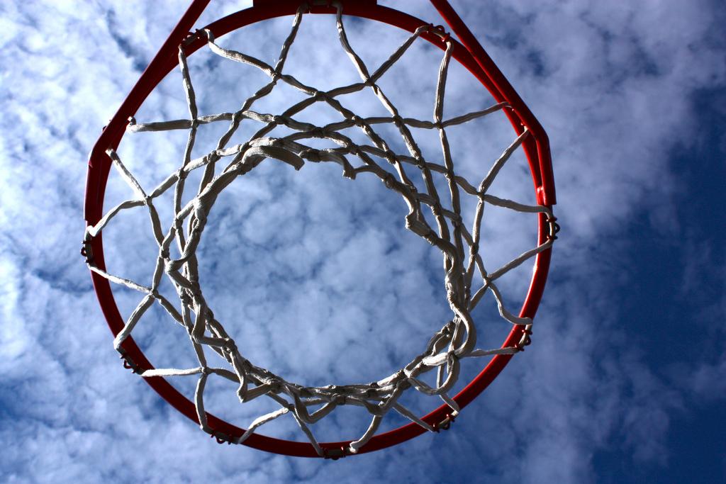 Basketball Hoop AD