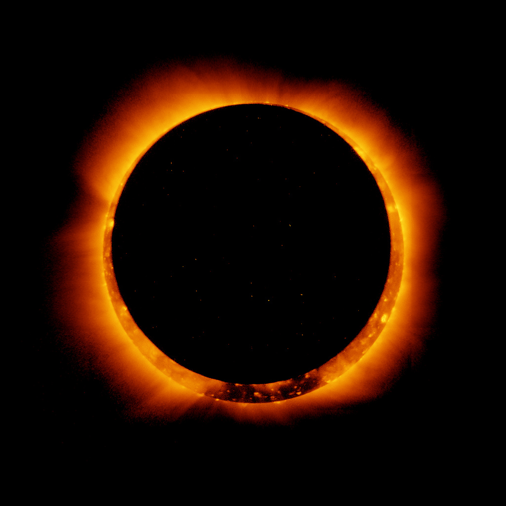 Eclipse image