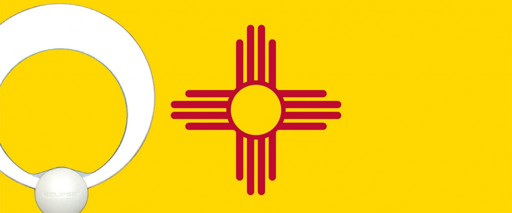 Eclipse NM Flag