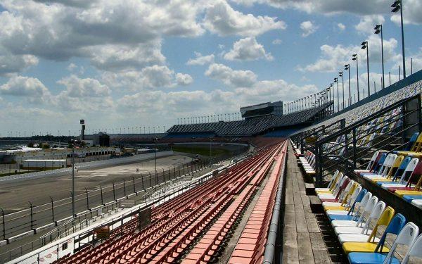 Results image of Daytona Grandstands Daytona Florida