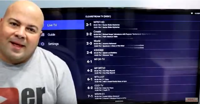 ClearStream TV YouTube Review: Welcome to Streaming Heaven!