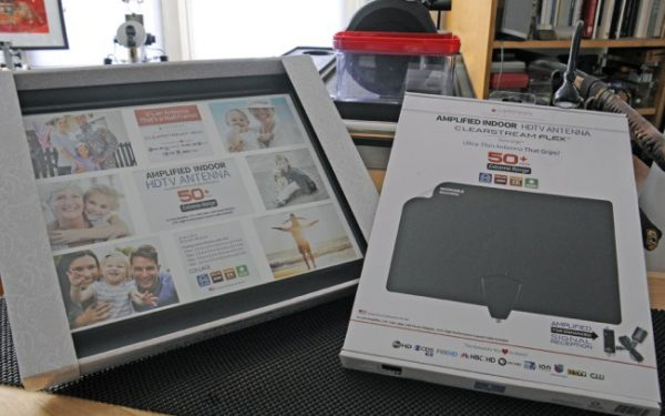 Results image of Flex and View in packaging