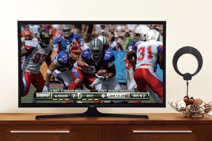 See Digital Trends' list of best HDTV antennas, like the