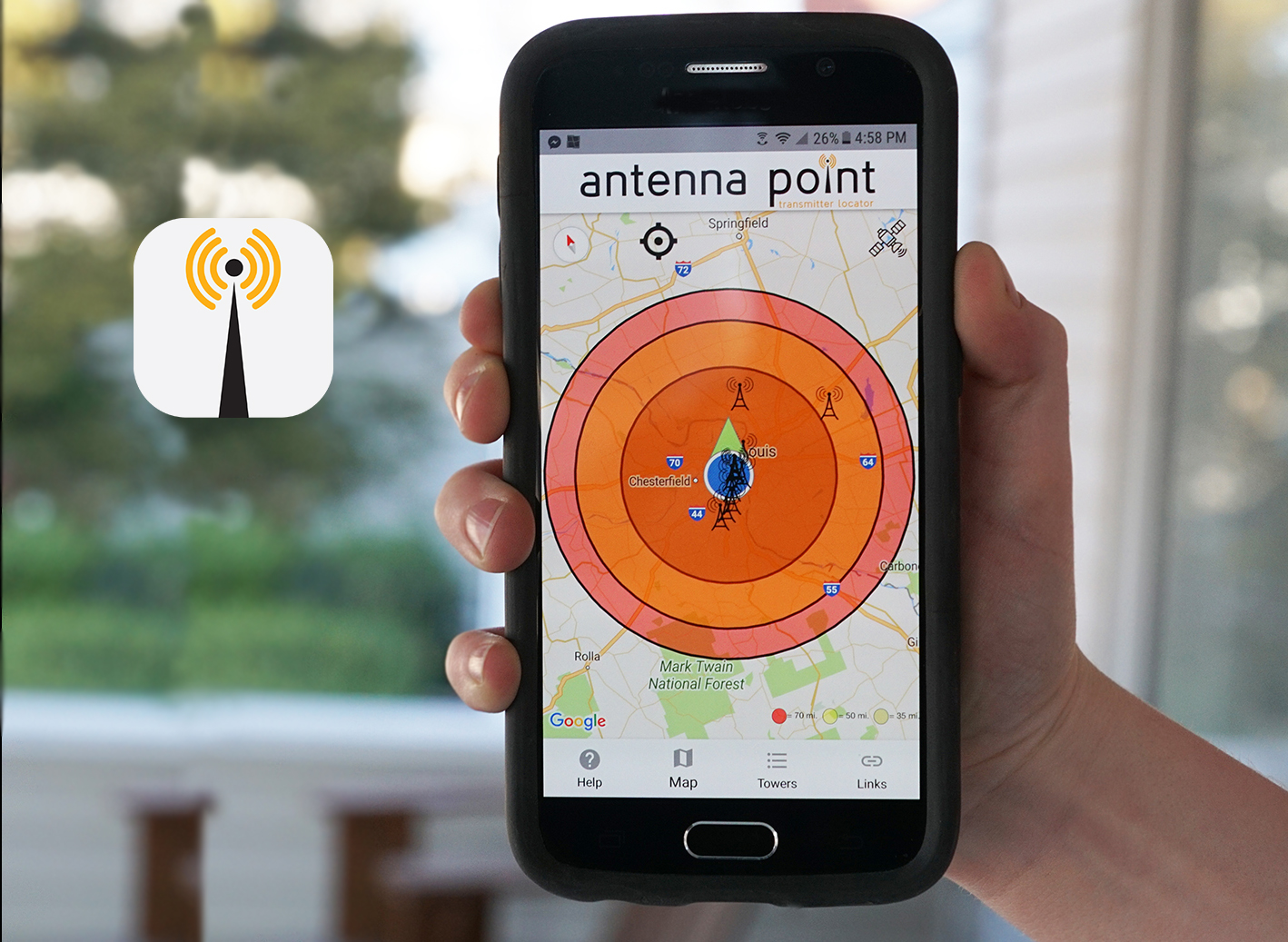 The Antenna Point App is Now Available for EVERYONE! |
