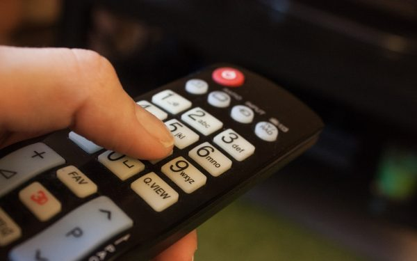 Results image of Remote Control with thumb