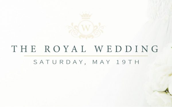 Results image of The Royal Wedding is Here!