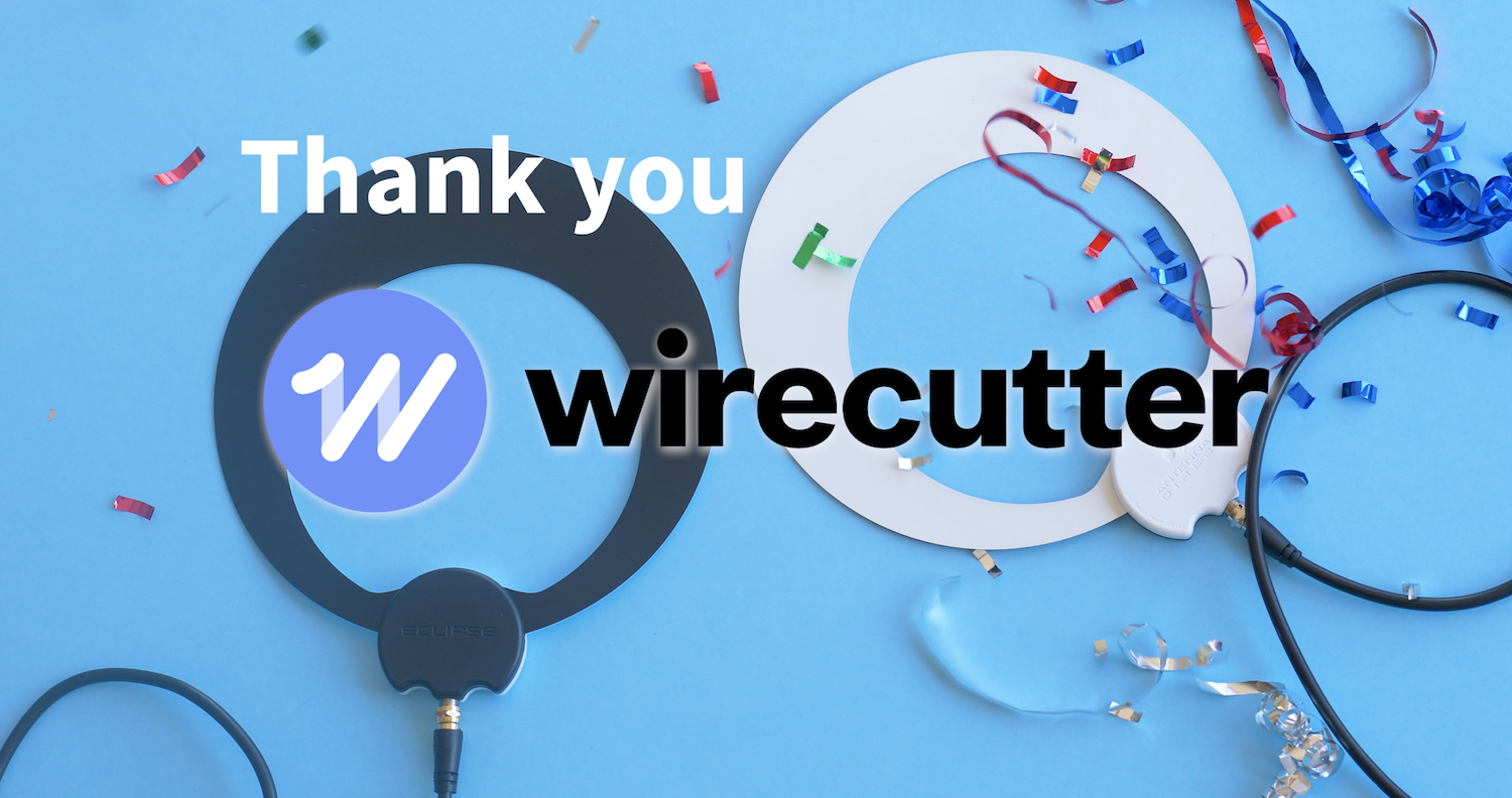 A powerful indoor antenna with lots of features: Wirecutter