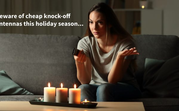 Results image of woman unhappy watching TV