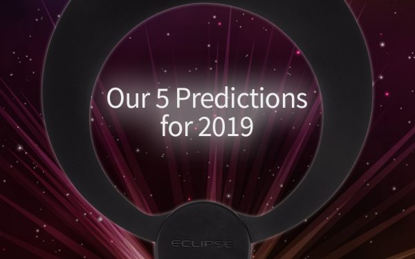 Results image of 5 predictions for 2019 with antenna