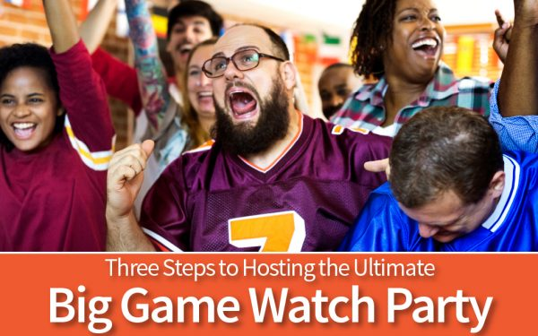 Results image of Big Game Watch Party