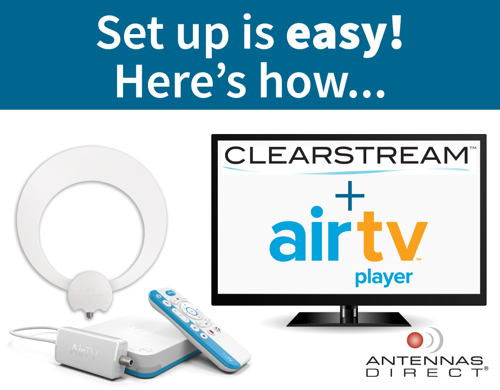 Cord Cutters' Delight: Here's how easy it is to set up your