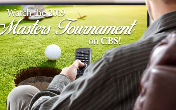 Results image of Masters Tournament on TV