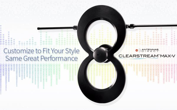 Results image of CLEARSTREAM MAX V antenna