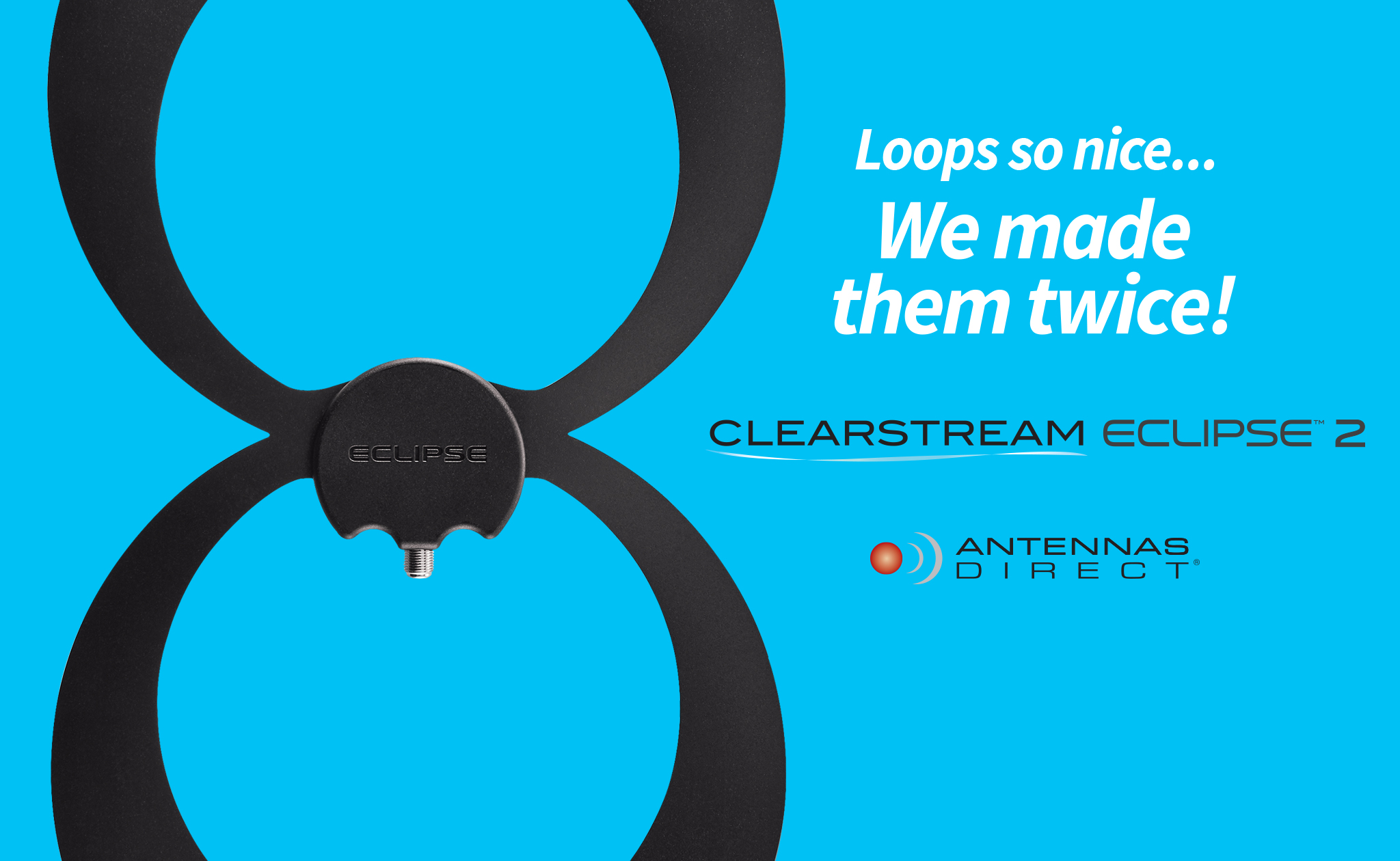 Results image of Clearstream Eclipse loops so nice we made them twice