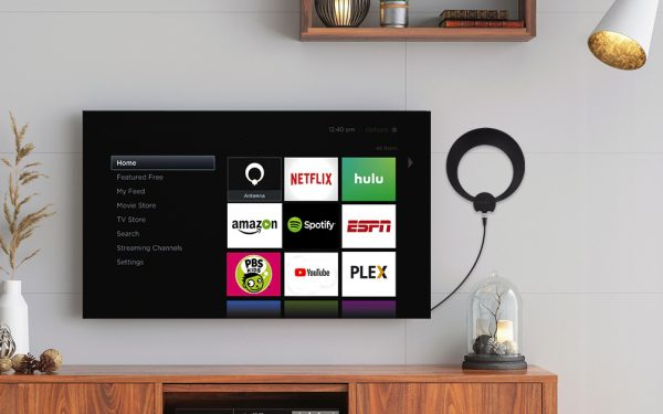 Smart TV Screen