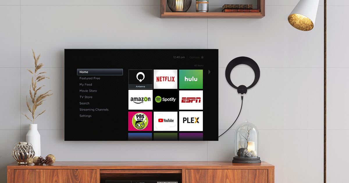 Smart TV Screen