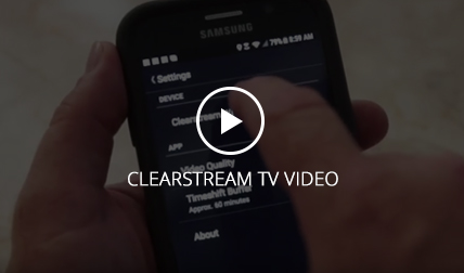 ClearStream TV Installation Video