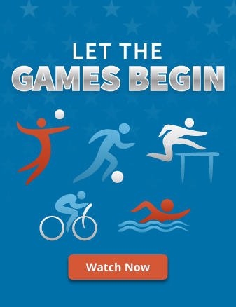 Let the Games Begin! Learn where to watch the Summer Events for free with your HDTV antenna! Watch Now >