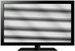 TV with no signal because channel frequencies have changed