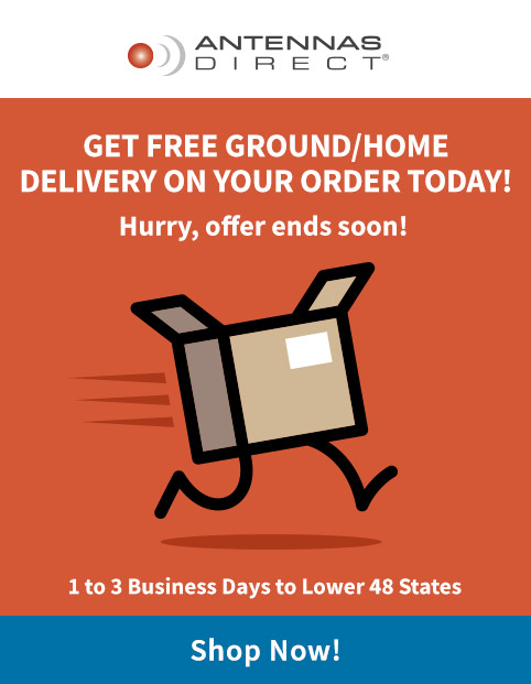 Get Free Ground/Home Delivery on your Order Today! Hurry, offer ends soon! 1-3 Business Days to Lower 48 States. Shop Now!